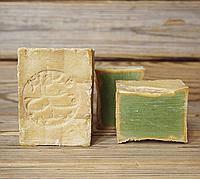 Натуральное оливковое мыло 5-8%, 195г-220г