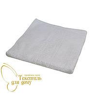 Полотенце банное 70*140, 450 гр/м2, 16/1, белое с греческим орнаментом