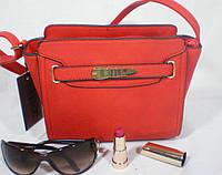 Стильная каркасная сумочка-клатч на кадый день