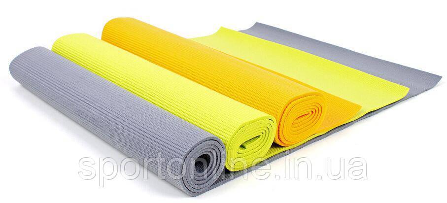 392ce9d337c5 Коврик для йоги и фитнеса Laubr sport 5мм PVC  коврики для йоги и ...