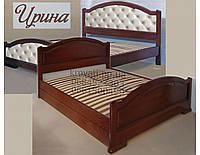 """Кровать  деревянная двуспальная """"Ирина"""" kr.ir6.1, фото 1"""