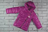 Куртка демисезонная для девочки, фото 2