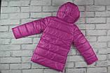 Куртка демисезонная для девочки, фото 4