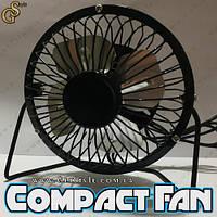"""Настольный USB вентилятор - """"Compact Fan"""""""