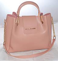 Женская сумкаMichael Kors (Майкл Корс), розовая, фото 1
