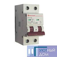 Автоматический выключатель 2P 40A EH-2.40