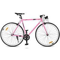 """Велосипед Profi Pink 28"""" рама - 53cm G53JOLLY S700C-4"""