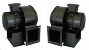 Центробежные вентиляторы серии DUNDAR CM/CT 16.2