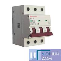 Автоматический выключатель 3P 63A EH-3.63