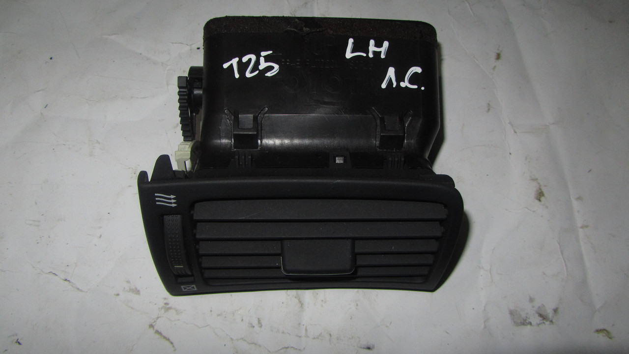 Воздуховод приборной панели левый Toyota Avensis T250 T25 2003-2008 5565005130