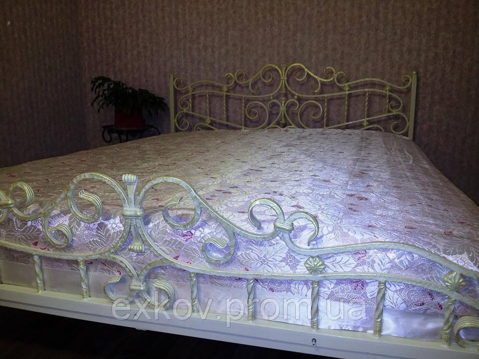 Кованые кровати в ассортименте - Ковка24 - Художественная ковка в Киеве