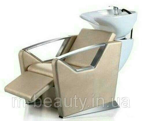 Мойка парикмахерская с регулирующим креслом  E006