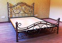 """Кровать кованая двухспальная """"Изабель"""""""