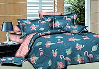 Комплект постельного белья Черешенка Ранфорс 181568 150*220*2 (4R181568)