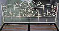 """Кованая кровать """"Версаль"""" 1,6 м."""