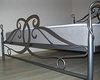 """Кованая кровать """"Маргарита-2"""" 1,6 м."""