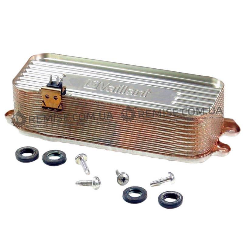 Вторичный теплообменник вайлант цена Кожухотрубный испаритель WTK TCE 923 Рыбинск
