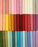 Фетр американский мягкий в наборе 43 цвета, 31х46 см, 1.3 мм, полушерстяной, фото 4