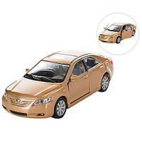 Коллекционная металлическая инерционная модель (детская машинка) - Toyota Camry, 42391CW