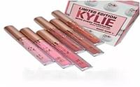 Помада Kylie розовая 6 штук