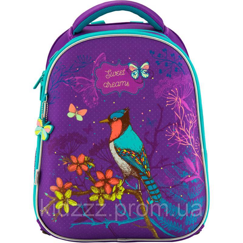 Рюкзак школьный каркасный Kite Sweet dreams Сладкие сны Kite  (Кайт)