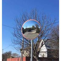 Зеркало сферическое диаметром 600 мм , фото 1