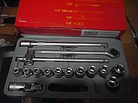 Набор инструмента Intertool HT-2216 (15 предметов)