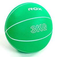 М'яч медичний (медбол) 3 кг