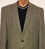 Піджак (вовна+льон) Benvenuto (50-52), фото 2