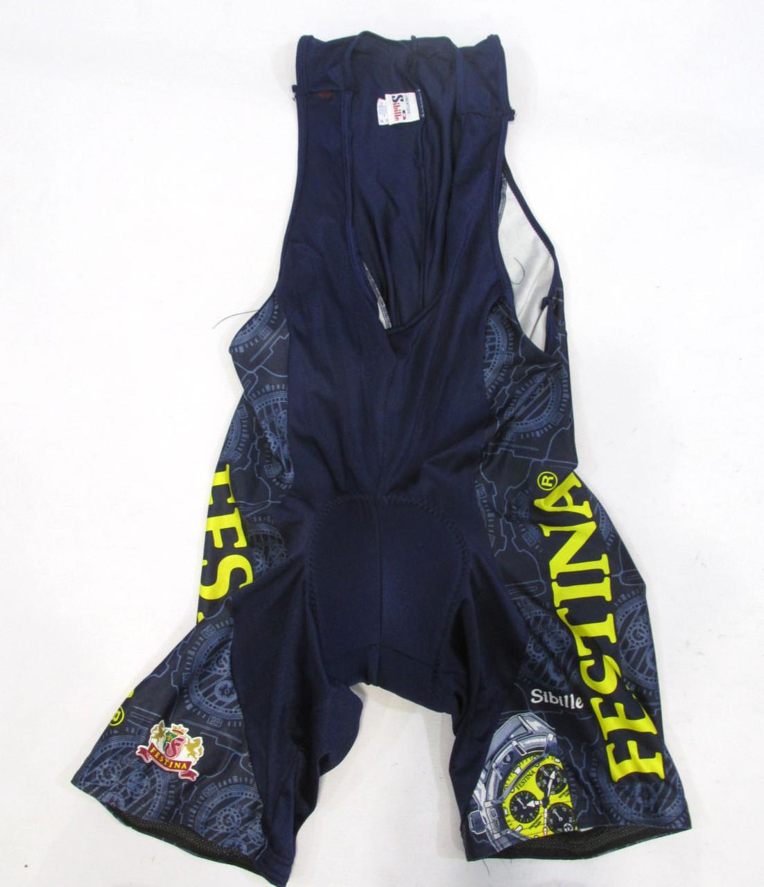 Вело шорты Sibille , XL, уценка (лямка подшита, укорочена), Хор сост!
