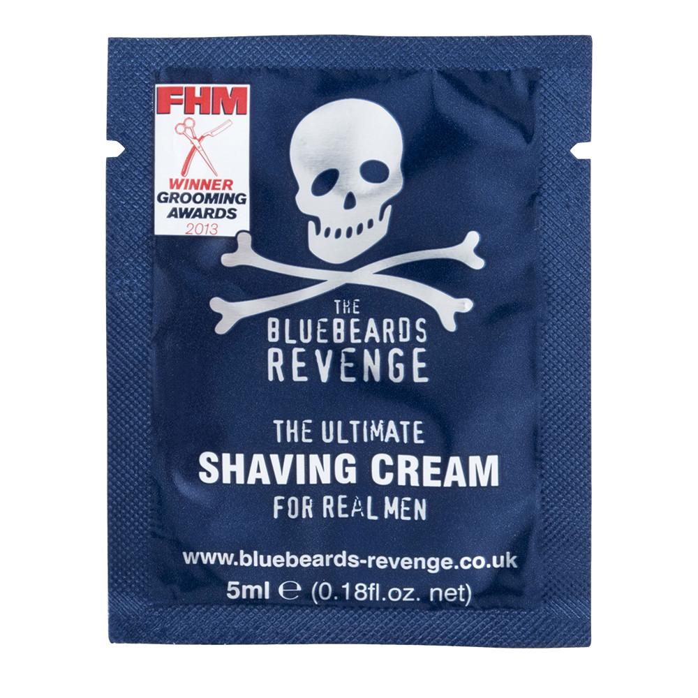 Пробник крема для бритья The Bluebeards Revenge Shaving Cream 5 ml