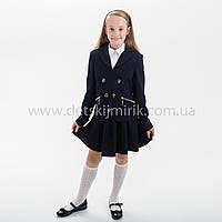 """Школьный костюм двойка  для девочки """"Снежана"""",Новинка 2018 года, фото 1"""