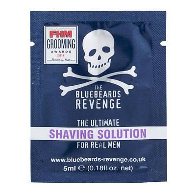 Пробник крем-геля для бритья без пены The Bluebeards Revenge Brushless Shaving Solution 5 ml