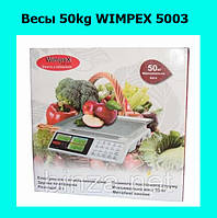 Весы 50kg WIMPEX 5003!Опт