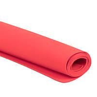 Фоамиран Эва Красный 3 мм Турецкий 1x1.5 метра/лист
