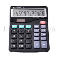 Калькулятор Sandiplus - 519, двойное питание