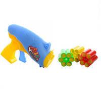 Детский пистолет-хлопушка с конфетти, TZA-AIR-103A