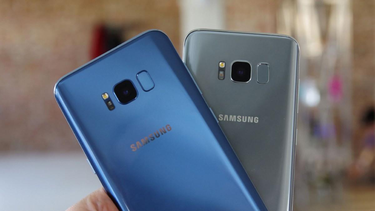 "Samsung (Самсунг S8+) Galaxy S8 Plus EDGE 6.2"" 64Gb. 8-Ядер. Реплика Корея."