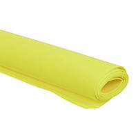 Фоамиран Эва Желтый 3 мм Турецкий 1x1.5 метра/лист