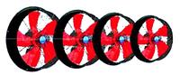 Осевые вентиляторы серии DUNDAR SM/ST 35