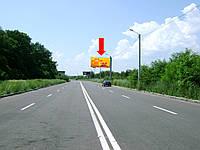 Щит г. Харьков, Курчатова Ак. пр-т, 8-А, в сторону Гольф-клуба, из центра