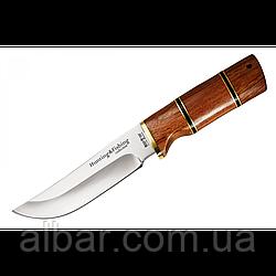 Нож охотничий красное дерево 2284 WP