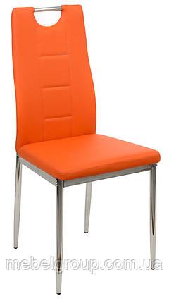 Стілець N-67 помаранчевий, фото 2