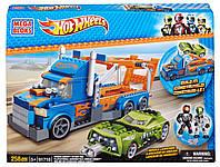 "Mega Bloks Hot Wheels Конструктор Мега Блокс  серии ""Секретная миссия""  Mega Bloks Hot Wheels Urban Agent Stun"