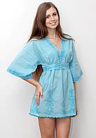 Блуза жіноча туника батист 3/4 р.М.1127  , фото 1