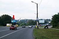 """Щит г. Хмельницкий, Каменецкая ул., 161, возле """"Кирпичного завода"""""""