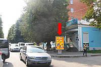 """Ситилайт г. Хмельницкий, Соборная ул., 42, возле магазина """"Киевстар"""", турфирмы """"Сам"""""""
