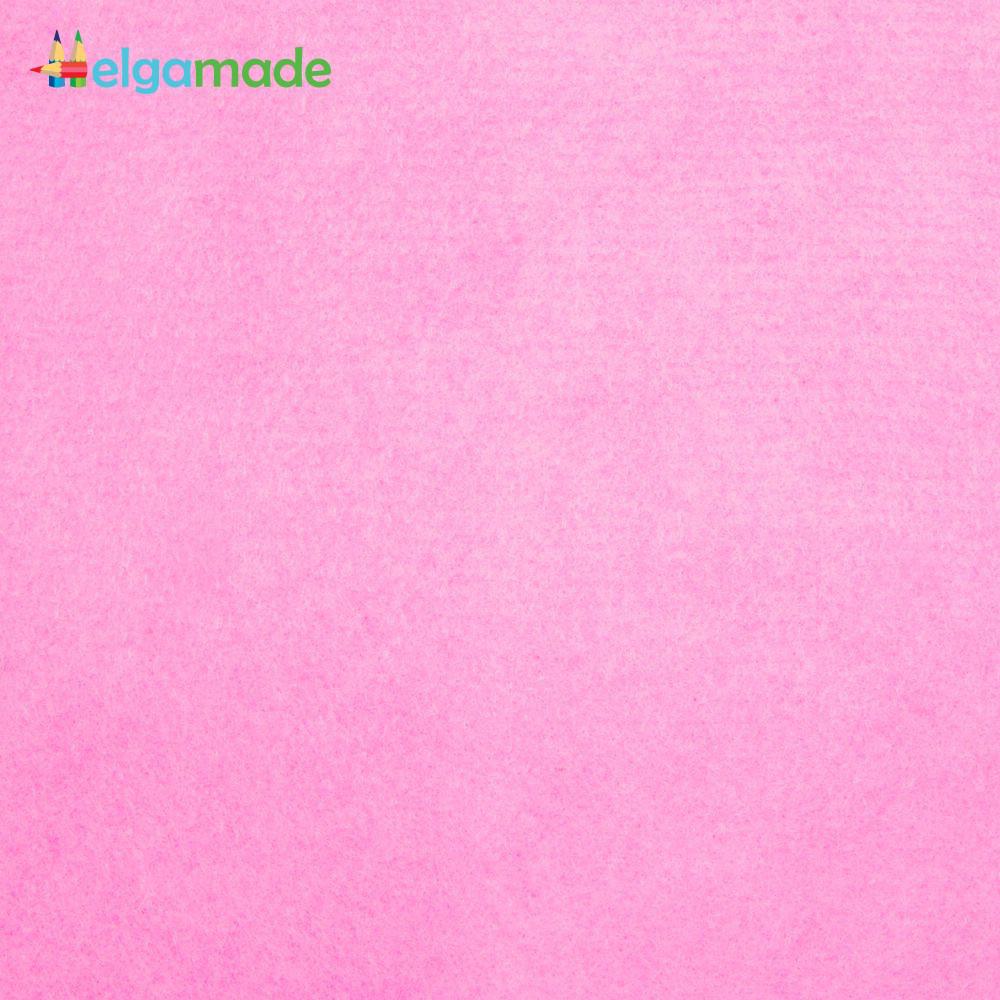 Фетр американский САХАРНАЯ ВАТА, 23x31 см, 1.3 мм, полушерстяной мягкий