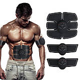 Пояс-міостимулятор для м'язів Smart Fitness Fit Boot Toning 3 in1 EMS, Смарт Фітнес ЕМС 3 в 1, фото 2