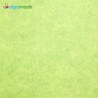 Фетр американский ФИСТАШКОВОЕ МОРОЖЕНОЕ меланж, 23x31 см, 1.3 мм, полушерстяной мягкий, фото 1